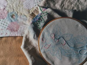 corrieweb borduren 2