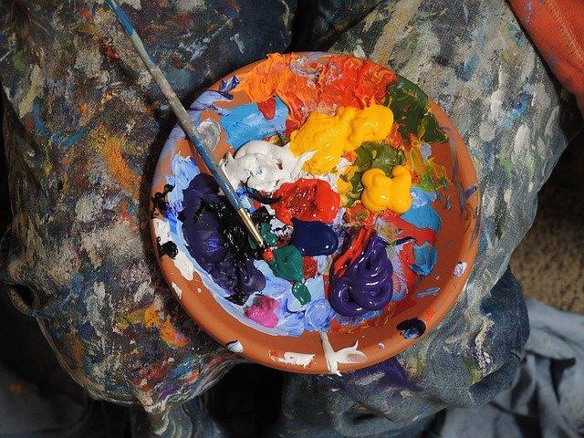 corrieweb schilderen